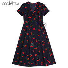 44db24023d254 Buy cherri wrap dress and get free shipping on AliExpress.com
