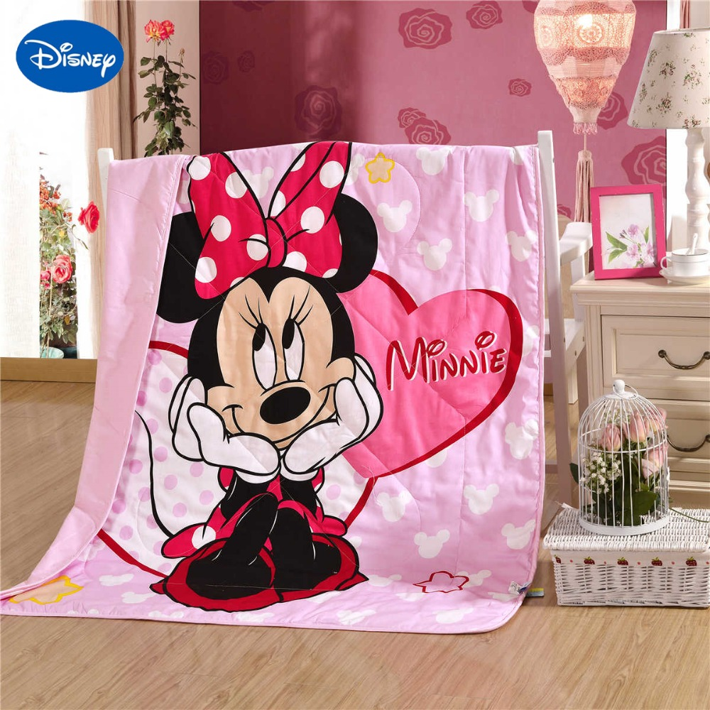 Minnie Mouse Summer Quilts Comforters Disney Character