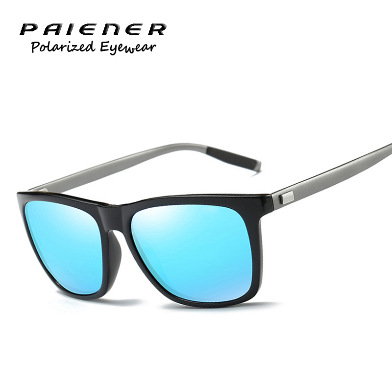 Classic Aluminum Polarized Sunglasses Women men with Accessories Brand Designer Mirror Retro Men Driving Sun Glasses For Mens