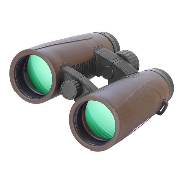 High Quality 10X42 Professional Hunting Binoculars HD Powerful Optical Lens Long Range Waterproof Telescope Bird Watching Gift