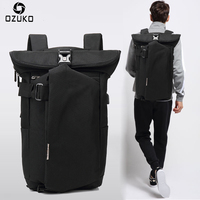 OZUKO Brand 2017 New Korean Style Men S Backpacks Fashion Laptop Computer Rucksack SchooL Bags Casual