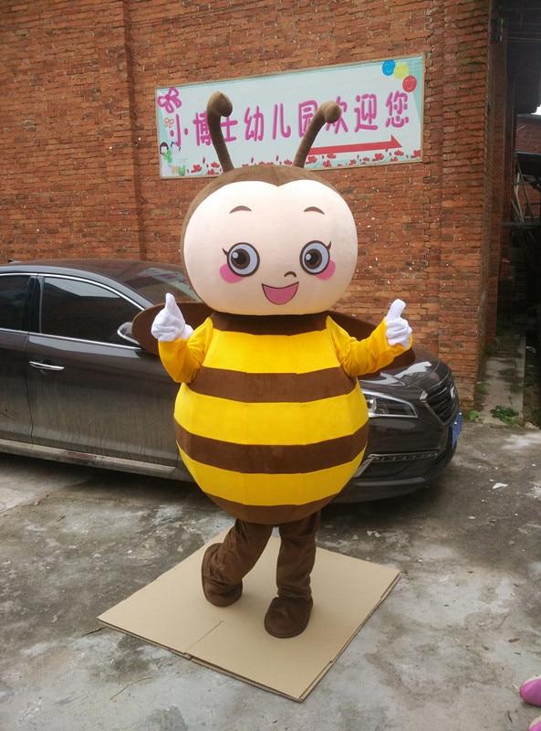 Bee Hornet mascot costume mascot costume bee costume mascot fast shipping free shipping