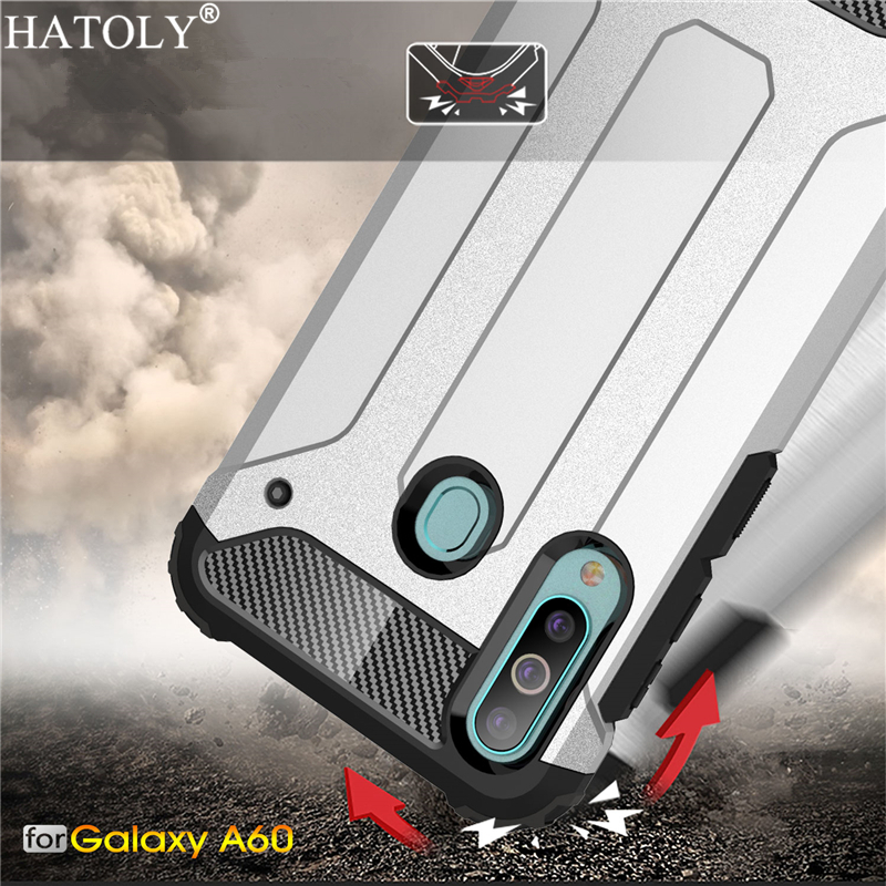 Für Samsung Galaxy A5 2017 Fall Silicon Armor Hard PC Handy Fall Für Samsung Galaxy S9 Plus Cover Fall Für Samsung Galaxy S10 5G