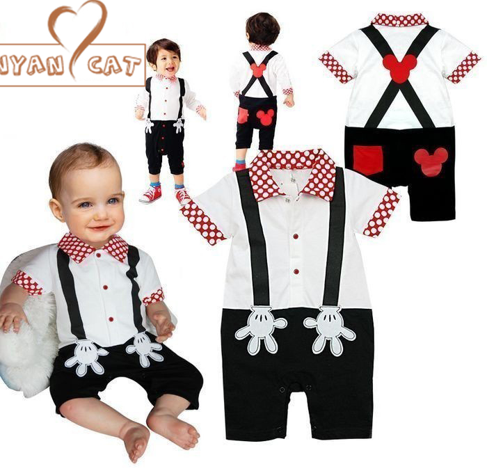 Nyan Cat Baby boy girl clothes suspender romper summer short sleeves toddler infant kids jumpsuits white black costume clothing 2017 baby girl summer romper newborn baby romper suits infant boy cotton toddler striped clothes baby boy short sleeve jumpsuits
