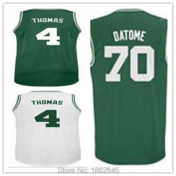 the best attitude 806c2 05b74 Boston #4 Isaiah thomas jersey #70 Luigi Datome baloncesto ...