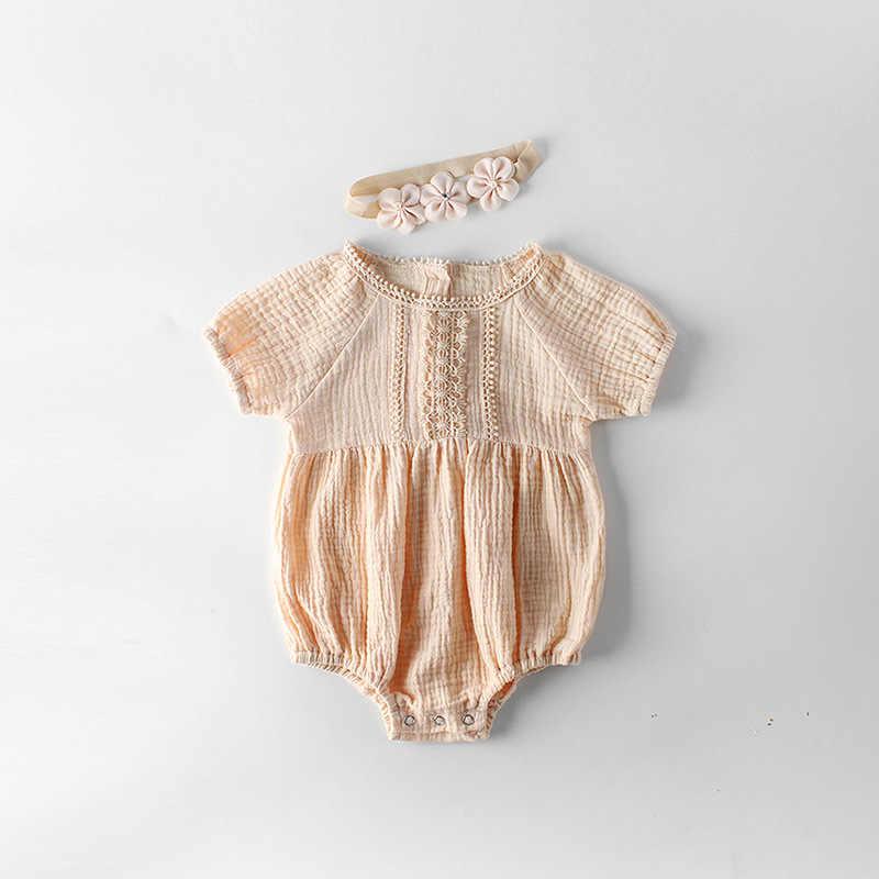 MILANCEL 2019 Nova Roupa Do Bebê Bodysuits Do Bebê Sólida Manga Longa Meninos Roupa Do Bebê Roupa Do Bebê Coreano