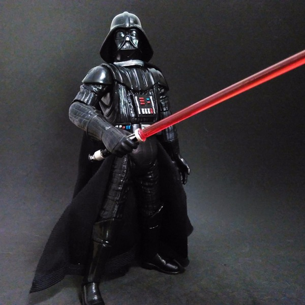 1Pcs Star Wars Darth Vader Revenge Of The Sith Auction 3.75 FIGURE Child Boy Toy Collection Xmas Gift Free Shipping 1pcs star wars darth vader revenge of the sith auction 3 75 figure child boy toy collection xmas gift free shipping