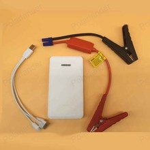 Mini Multifunction AUTO Emergency Start Battery Charger Engine Booster Car Jump Starter Power Bank For 12V Battery Pack