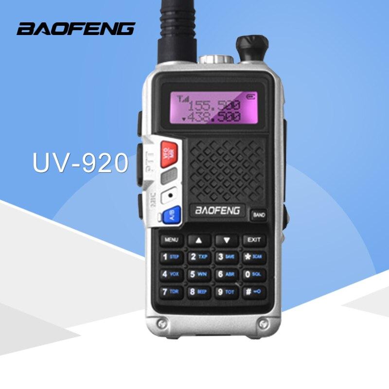 BAOFENG UV-920 Version Améliorée de UV-5R UV5R Deux-Way Radio dual band Talkie Walkie FM Fonction Émetteur-Récepteur
