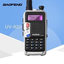 BAOFENG UV 920 ulepszona wersja UV 5R UV5R dwukierunkowy radiotelefon dwuzakresowy Walkie Talkie FM funkcja Transceiver