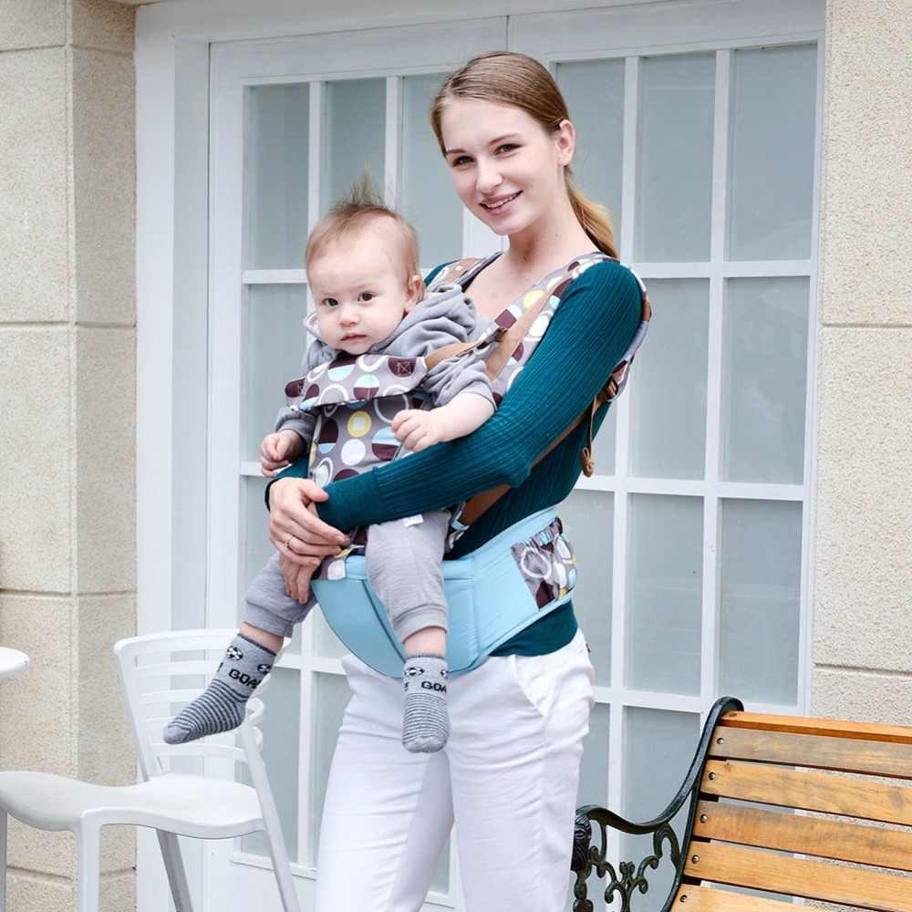 f2573f22257 ... 0-36 Months Baby Carrier Multifunctional Front Facing Baby Carrier  Infant Bebe Sling Backpack Pouch ...