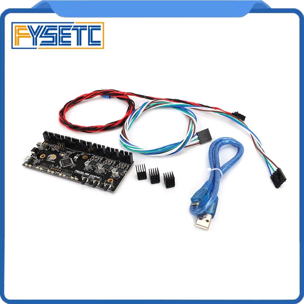 Prusa i3 MK3 3D Printer MMU2 Board Multi Material 2 0 upgrade MM Control Board TMC2130
