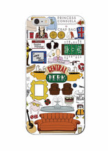Friends Series Themed Phone Case for iPhone – FREE Shipping
