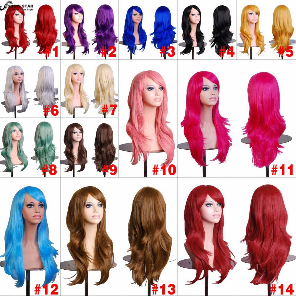 Astonishing Compare Prices On Long Wavy Curly Hairstyles Online Shopping Buy Hairstyle Inspiration Daily Dogsangcom
