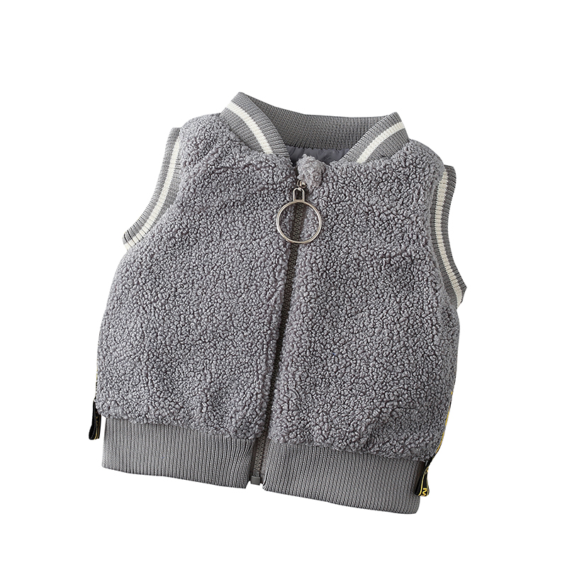Clever 0-4 Jahre Baby Jungen Kleidung Herbst Winter Casual Solide Cartoon Kid Kinder Jungen Kleidung Jacke Oberbekleidung Mantel Baby Junge Weste Online Shop