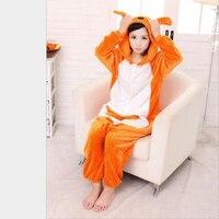 Special Price Women S Kangaroo Pyjama Body Homme Adult Animated Full Sleeve Polyester Sleep Lounge Onesies