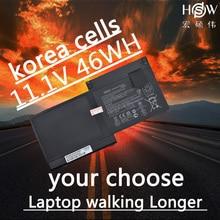 HSW  46wh 11.25V SB03XL Battery E7U25ET F6B38PA HSTNNIB4T HSTNN-LB4T SB03046XL For EliteBook 820