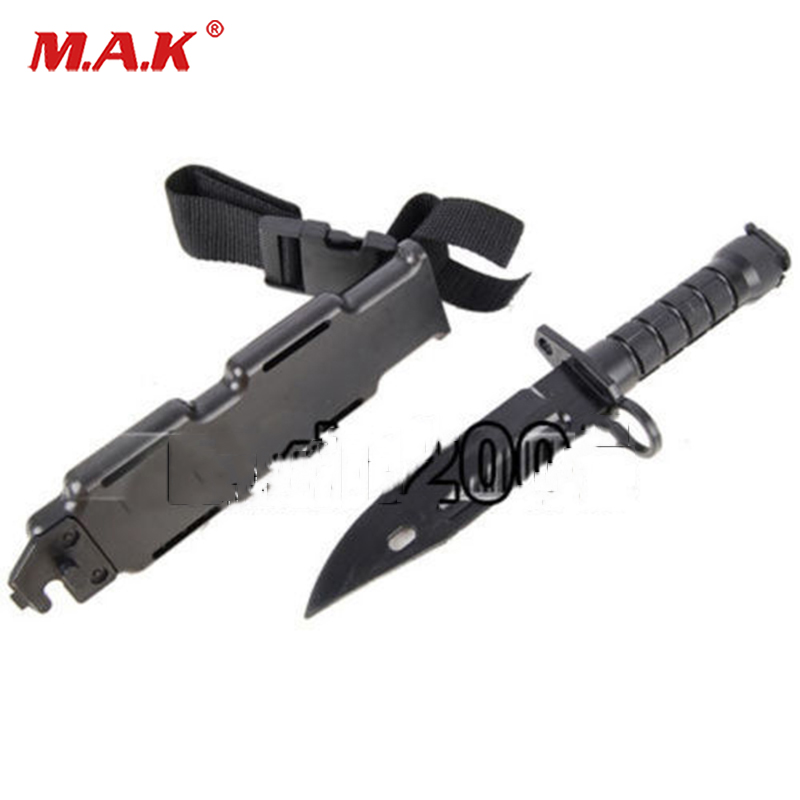 1pc Kids toys 30cm soft plastic knife model Paintball Games Toy Cosplay Prank ABS Soft Plastic Fake Blade Model Knife