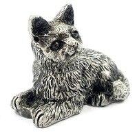 הגעה לניו vintage מבט מלביש ידיות / מגירה משוך ידית ידיות ארון מטבח דלת חתול / ריהוט חומרת ידית