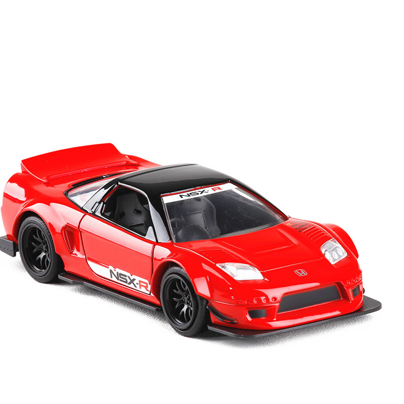 nc1 1:18 Alloy Pull Back Toy Autoart Honda Nsx 2016 Car Model Of Childrens Toy Cars Original Authorized Authentic Kids Toys Online Discount
