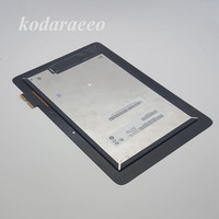 Kodaraeeo For Asus T100HA T100H Touch Screen Digitizer With Full LCD Assembly Replacement Parts Free Shipping