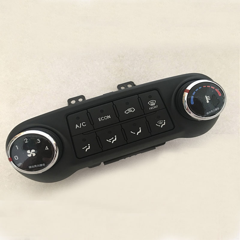 Car AC HEATER CLIMATE CONTROL For ix35 Automatic constant temperature air conditioning control switch assembly 97250-2Z000 1pc seeyule car a c heater control panel 09092003n air conditioner temperature switch knob 71207001861 for peugeot 405 samand