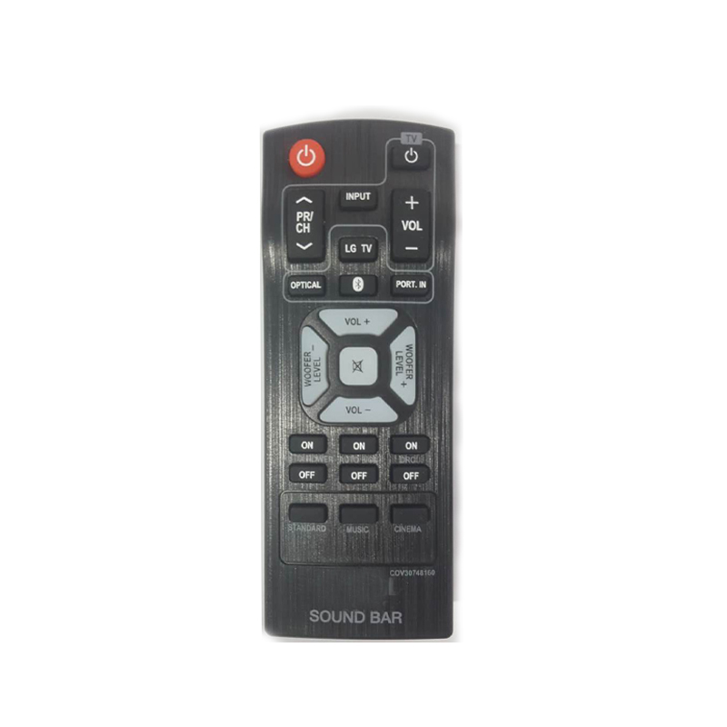 New Generic Replace Remote Control FOR LG COV30748160 SOUND BAR FREE SHIPPING