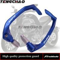 For Honda FIREBLADE CBR1000RR CBR 1000 RR 2008 16 Universal 7/8 22mm Motorcycle Handlebar Brake Clutch Levers Protector Guard