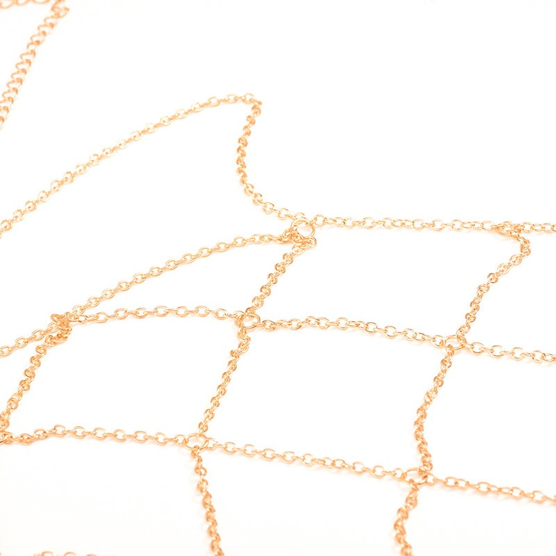 HTB1BHfqKpXXXXbTXFXXq6xXFXXX9 Boho Halter Style Net Grid Tassel Body Chain Jewelry - 2 Colors