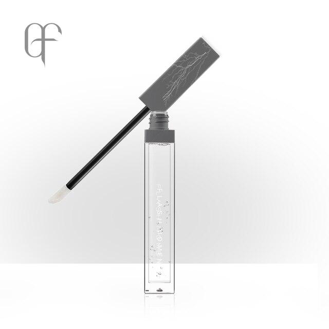 FlashMoment de vidrio transparente brillo de labios de larga duración de brillo de labios hidratante Waterprooof de cosméticos de maquillaje para todos los lápices labiales