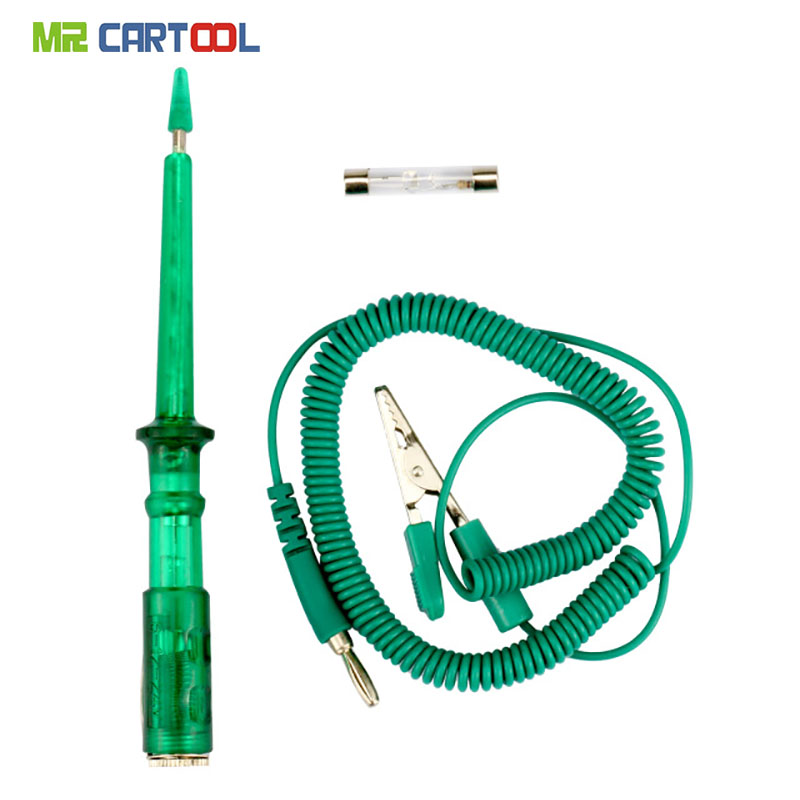 Mr Cartool Car Circuit Tester Probe Automotive Truck Voltage Tester Circuit DC 6