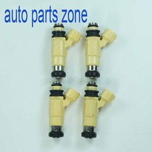 MH Electronic 4pcs/lot Fuel Injector MR507252 CDH240 For CHRYSLER DODGE Stratus MITSUBISHI Galant Eclipse Lancer 2002-2003