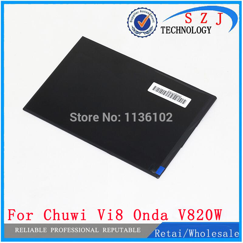 купить New 8'' inch Tablet LCD Display For Chuwi Vi8 Onda V820W Tablet PC LCD screen panel Replacement Free shipping по цене 2359.1 рублей