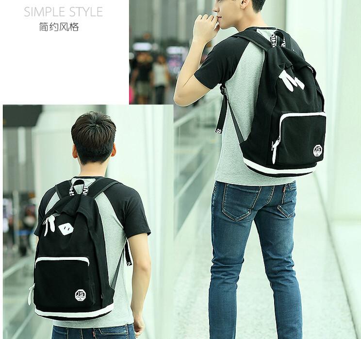 men fashion backpack11