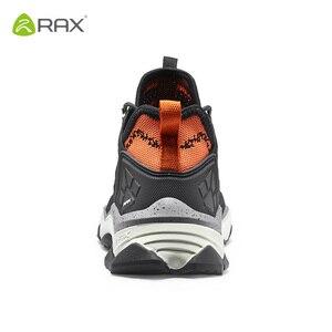 Image 5 - Rax mężczyźni oddychające buty górskie Trekking na świeżym powietrzu buty męskie sportowe trampki buty wspinaczkowe antypoślizgowe przebudzeniu buty górskie