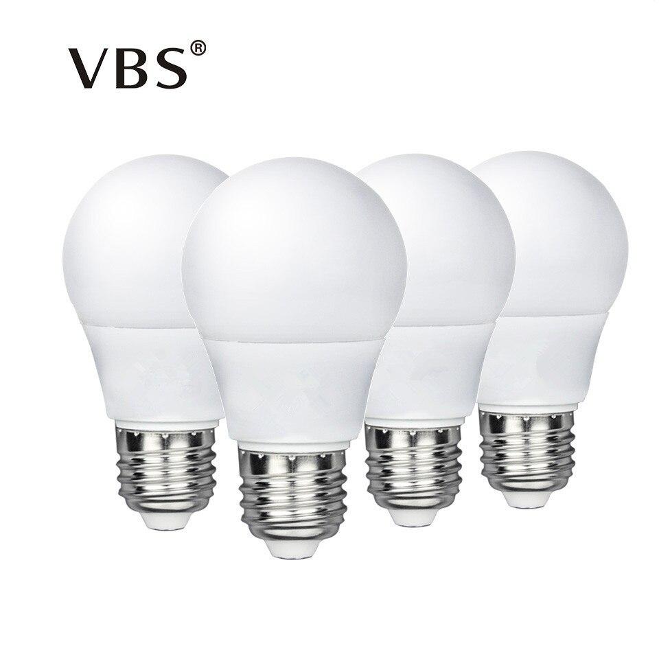 1 шт. светодиодный светильник E27 лампы 220 В 240 В smart ic реальная Мощность 3 Вт 5 Вт 7 вт 9 Вт 12 Вт 15 Вт лампады без мерцания indoor светодиодный Освещени…