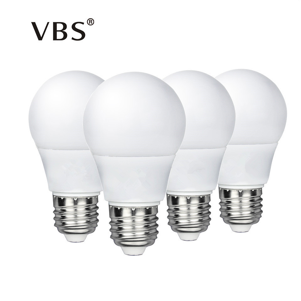 1PCS LED Lamp E27 Bulb Lights 220V 240V Smart IC Real Power 3W 5W 7W 9W 12W 15W Lampadas No Flicker Indoor Led Lighting Bulbs цена 2017