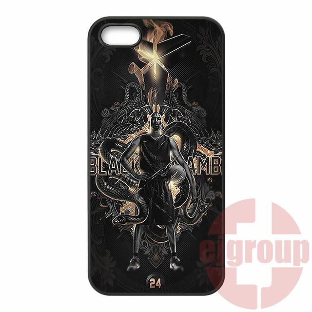 Basketball Star Black Mamba Kobe Bryant For Samsung Galaxy Note 2 3 4 5 edge lite A3 A5 A7 A8 A9 E5 E7 2016 Mobile Pouch