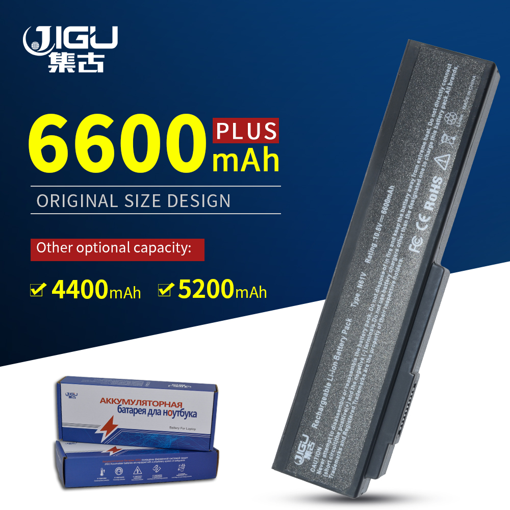 JIGU Laptop Battery For Asus M50 M60 N43 N53 X55 X57 A32-H36 G50 G51 G60 L50 N61 Series A32-M50 A32-N61 A32-X64 A33-M50