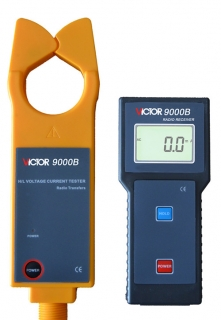 VICTOR 9000B High and low voltage AC current tester creepage test AC current VC9000B digital clamp meter