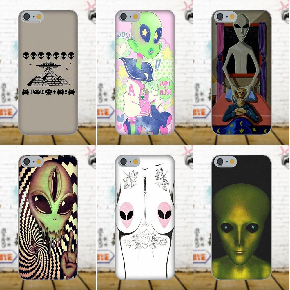 Oedmeb Print Mobile Phone Shell For Samsung Galaxy A3 A5 A7 J1 J3 J5 J7 2016 2017 S5 S6 S7 S8 S9 edge Plus Skrillex Alien Head