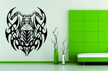 Wall Mural Vinyl Decal Decor Sticker Motorcycle Bike Chopper Harley Davidson Part 91