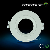 NEW AC85 265V 3W 5W Recessed Dimmable Led White Downlight Ceiling Lamp Spot Light Led Indoor