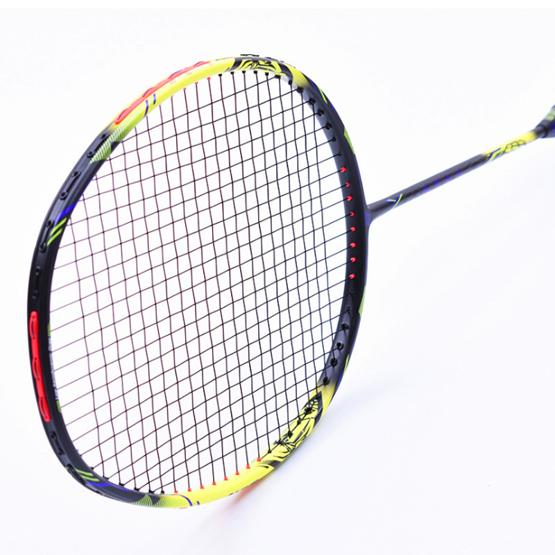 Offensive 4U  Badminton Racket  T700 Material Badminton Carbon Fiber G5 With Bag