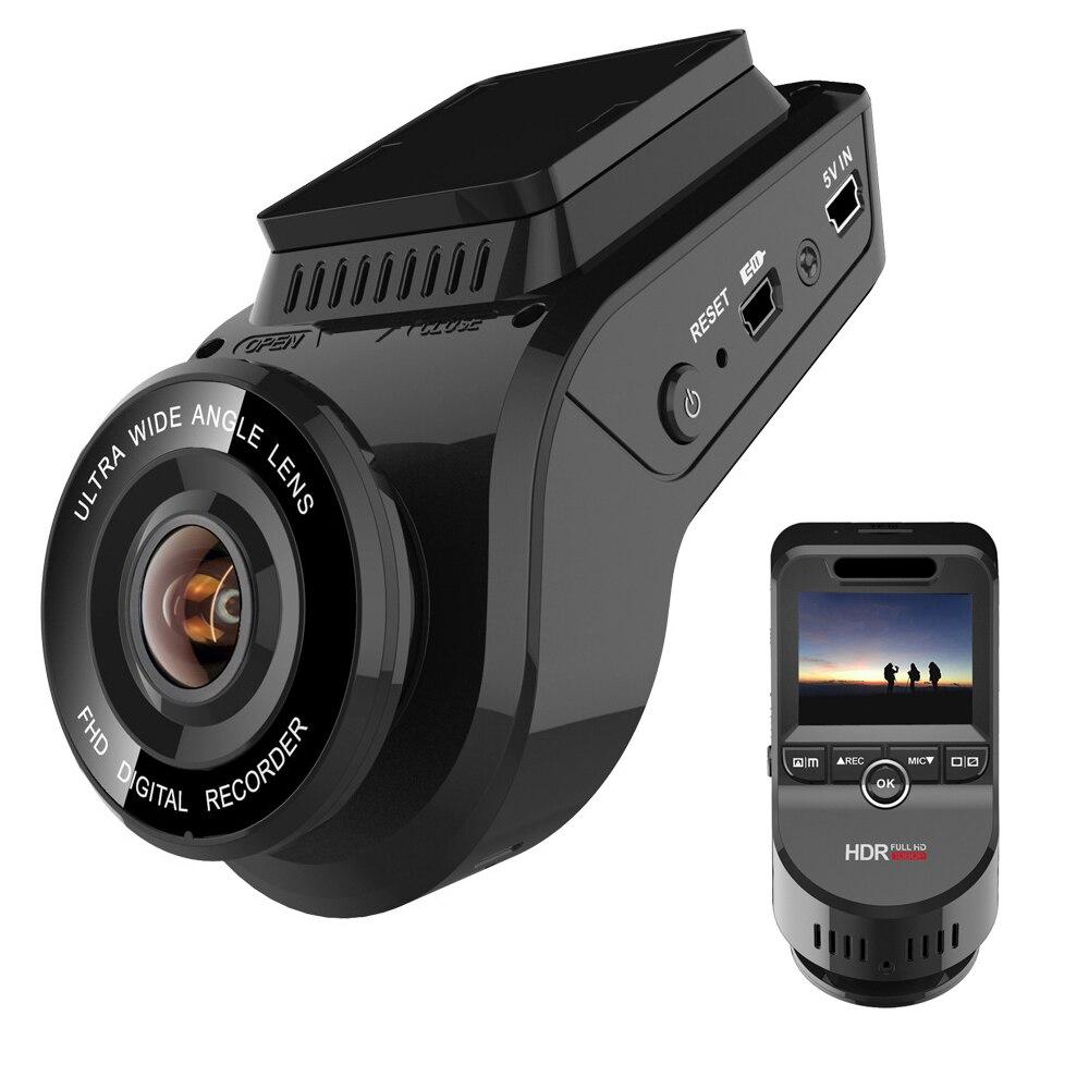 Dashcam 4K Ultra HD WiFi voiture Dash Cam 2160P 60fps ADAS Dvr avec 1080P Sony capteur arrière caméra Vision nocturne GPS double lentille Dashcam