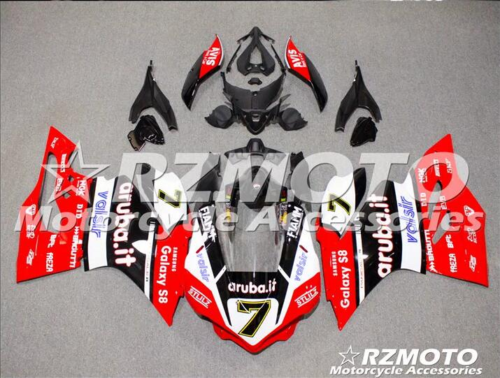 ACE KITS New ABS motorcycle Fairing For DUCATI 959 1299 2015-2017 Injection Bodywork All sorts of color NO.1947