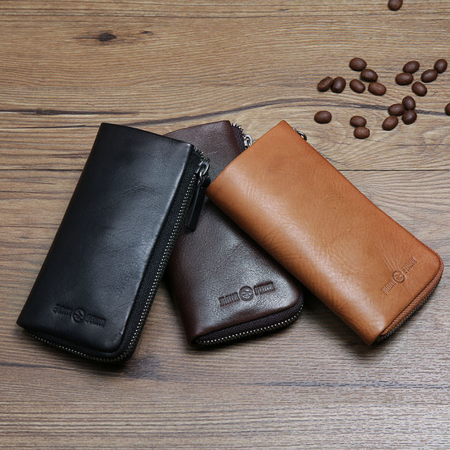 Classy Genuine Leather Key Wallets for Men