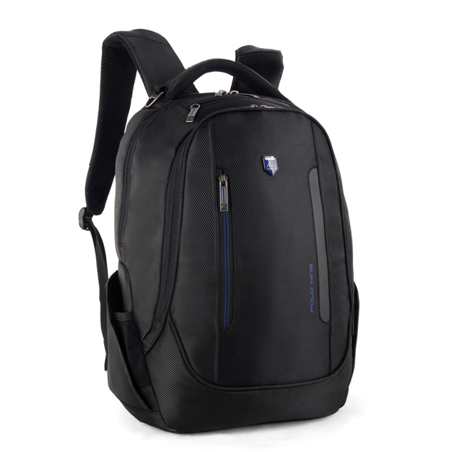 f3c0aed2d0 POLO KING export brazil black backpack fashion school bag backpack high  quality commercial travel male