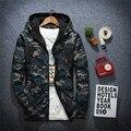 Windbreaker For Male 2017 Men Fashion Camouflage Waterproof Windproof Jacket Summer Male Hooded Thin Sunscreen Coat S-6XL