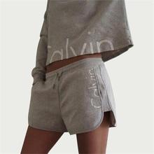2016 Nuevas Señoras Chándales Sudaderas Con Capucha + Pantalones Cortos Trajes Sportwear Pantalones de Las Mujeres 2 Unidades Set